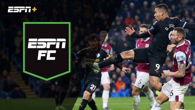 Tue, 12/3 - ESPN FC: Man City gaining ground in EPL