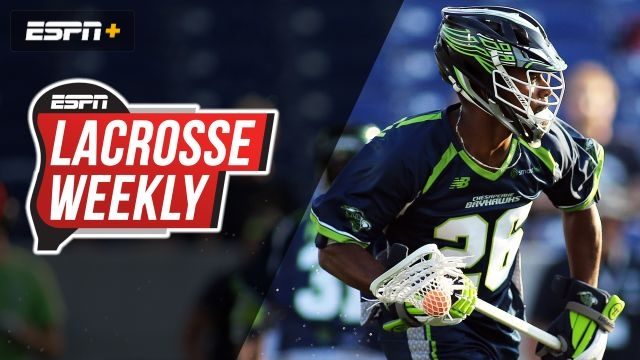 Tue, 8/6 - Lacrosse Weekly: Recapping Week 9 around MLL