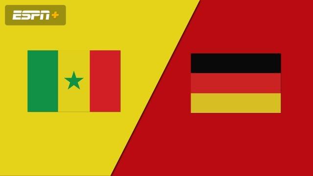 Senegal vs. Germany (Group Phase)