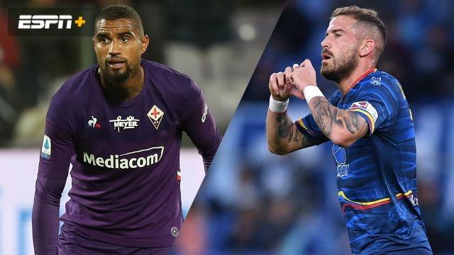 Fiorentina vs. Lecce (Serie A)