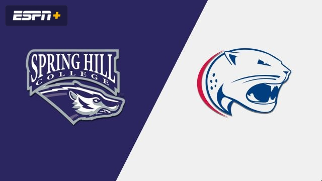 Spring Hill vs. South Alabama (M Basketball)