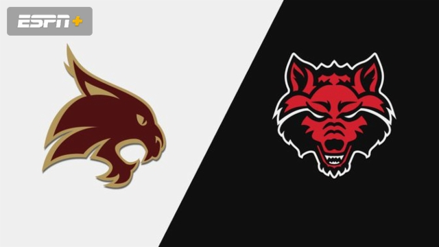 Texas State vs. Arkansas State (W Basketball)