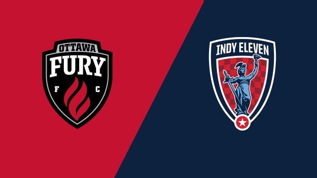 Ottawa Fury FC vs. Indy Eleven