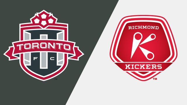Toronto FC II vs. Richmond Kickers