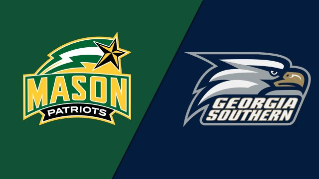George Mason vs. Georgia Southern (M Basketball)