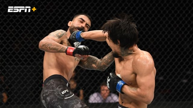 UFC Fight Night: Rodriguez vs. Stephens (Prelims)