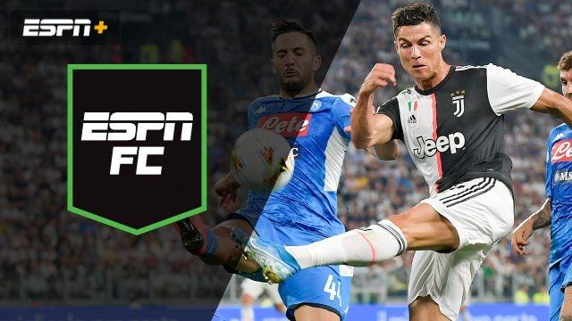 Sat, 8/31 – ESPN FC: Chaos between Juve, Napoli
