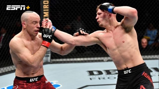 Mark O. Madsen vs. Austin Hubbard (UFC 248)