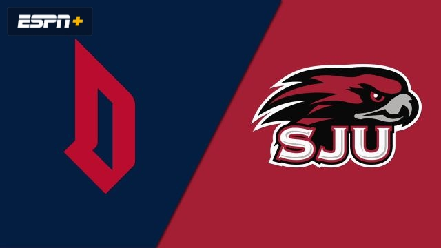 Duquesne vs. Saint Joseph's (M Basketball)