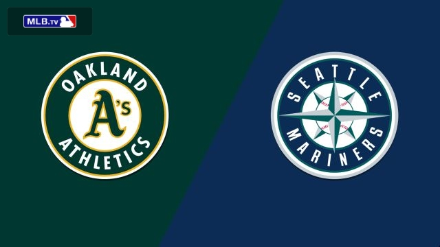 Oakland Athletics vs. Seattle Mariners