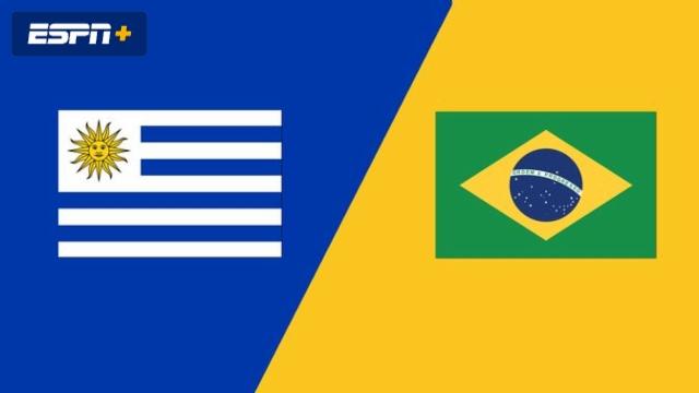 Uruguay vs. Brazil