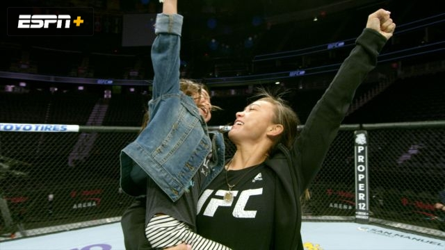 Michelle Waterson: Cage Mom