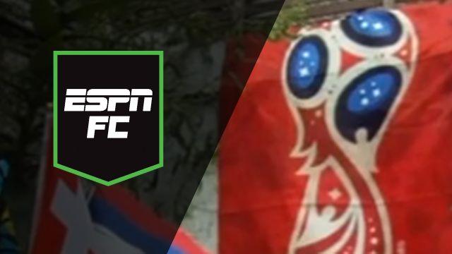 Mon, 6/18 - ESPN FC