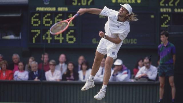 1992 Men's Wimbledon Final