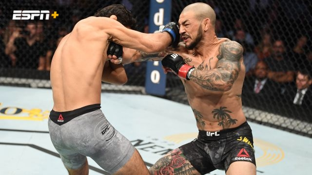 Cub Swanson vs. Kron Gracie (UFC Fight Night: Joanna vs. Waterson)