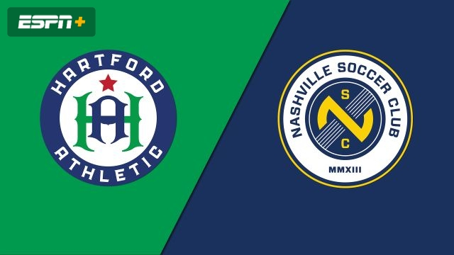 Hartford Athletic vs. Nashville SC (USL Championship)