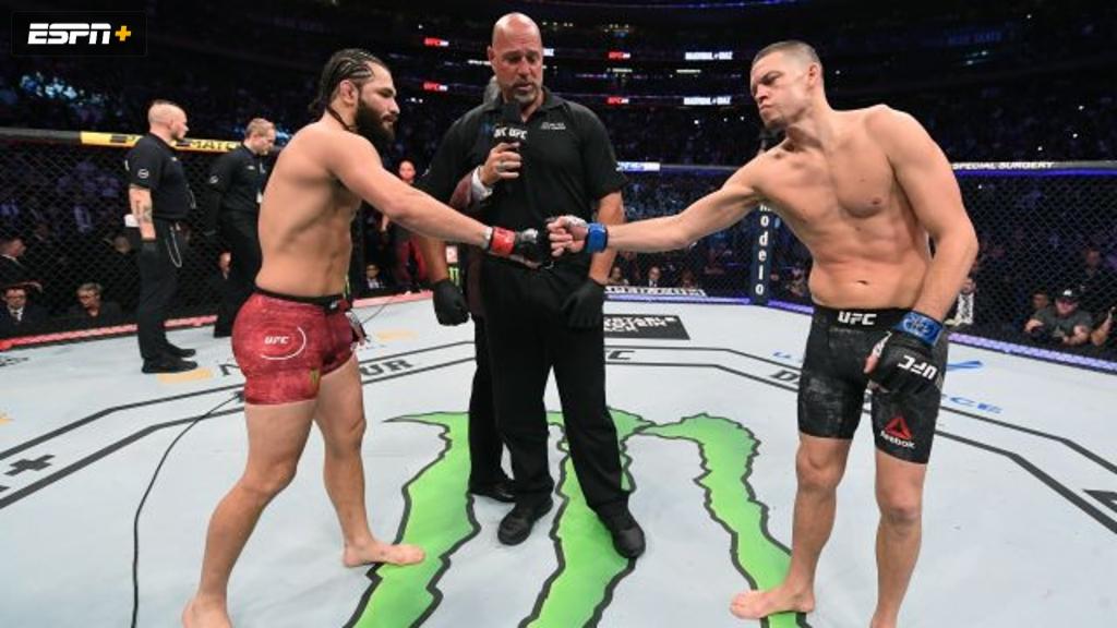 UFC 244: Masvidal vs. Diaz (Main Card)