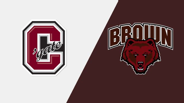 Colgate vs. Brown (M Hockey)