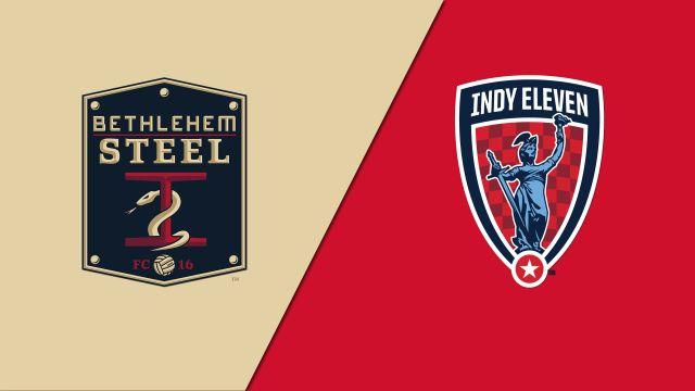 Bethlehem Steel FC vs. Indy Eleven (USL Championship)