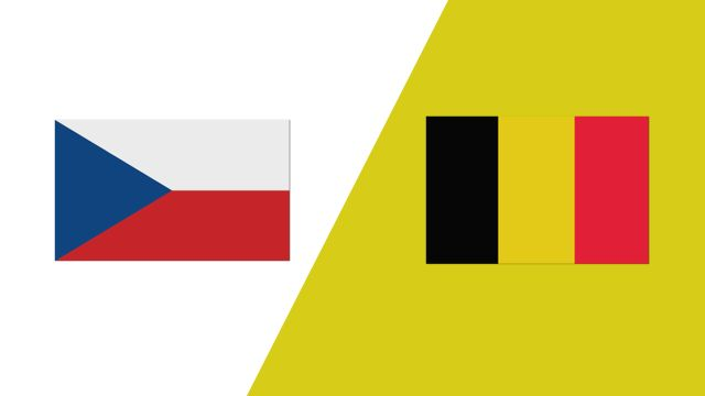 Czech Republic vs. Belgium (2018 FIL World Lacrosse Championships)
