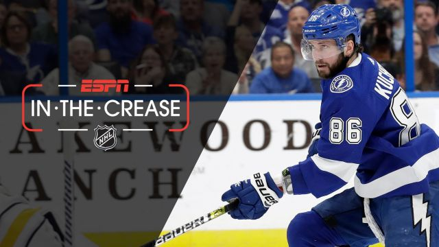 Thu, 2/21 - In the Crease: Kucherov notches 100th point