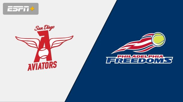 San Diego Aviators vs. Philadelphia Freedoms