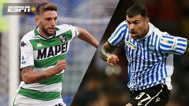 Sassuolo vs. SPAL (Serie A)