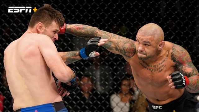 Thiago Alves vs. Tim Means (UFC Fight Night: Overeem vs. Rozenstruik)