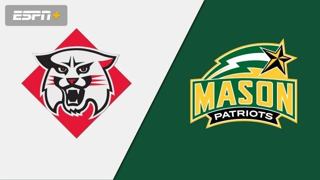 Davidson vs. George Mason (M Soccer)