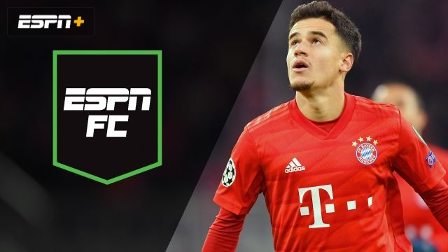 Wed, 12/11 - ESPN FC: Champions League favorites?