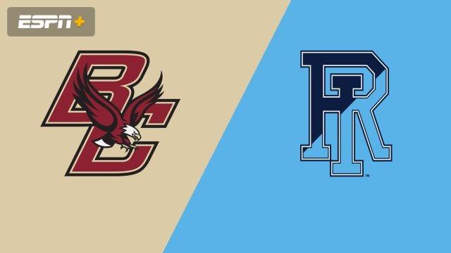 Boston College vs. Rhode Island (W Volleyball)