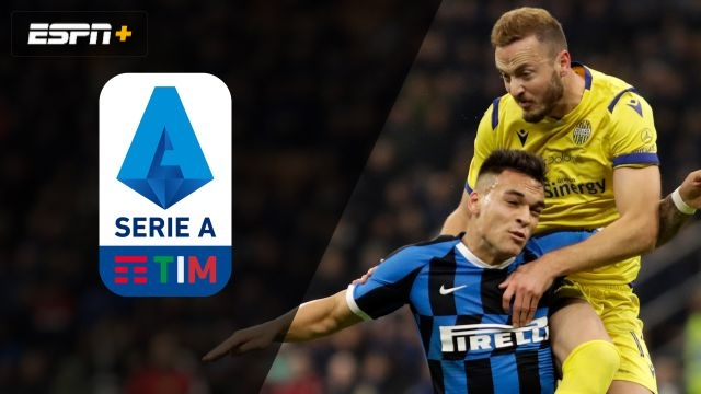 Tue, 11/12 - Serie A Full Impact: Verona looks to keep climbing