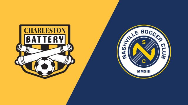 Charleston Battery vs. Nashville SC
