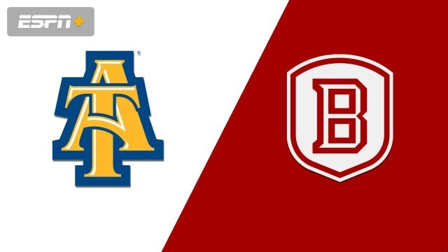 North Carolina A&T vs. Bradley (M Basketball)