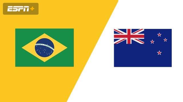 Brazil vs. New Zealand (Group Phase)