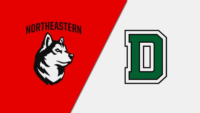 Northeastern vs. Dartmouth (Field Hockey)
