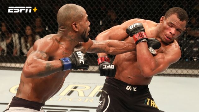 Francisco Trinaldo vs. Bobby Green (UFC Fight Night: Blachowicz vs. Jacare)