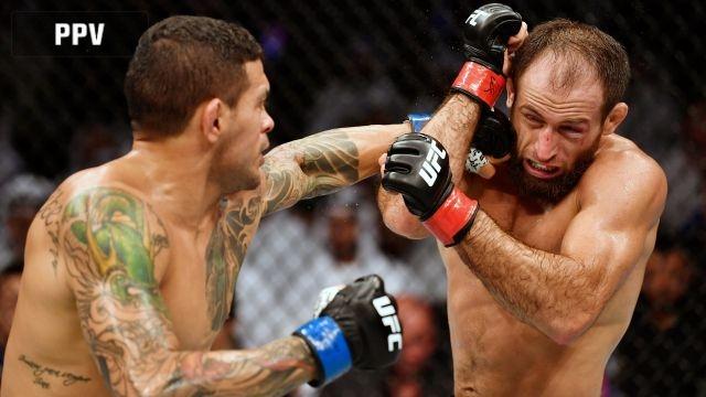 Mairbek Taisumov vs. Diego Ferreira (UFC 242)