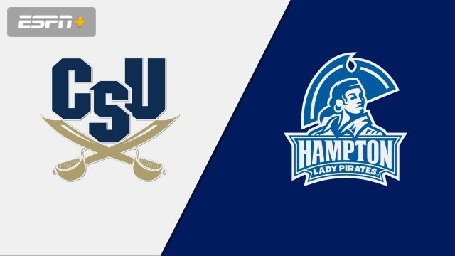 Charleston Southern vs. Hampton (W Soccer)