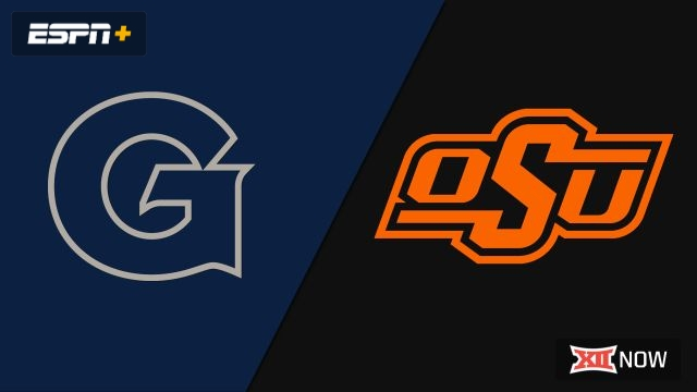 Georgetown vs. Oklahoma State (M Basketball)