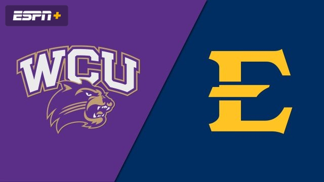 Western Carolina vs. East Tennessee State (W Volleyball)