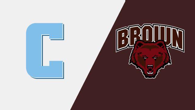 Columbia vs. Brown (Wrestling)