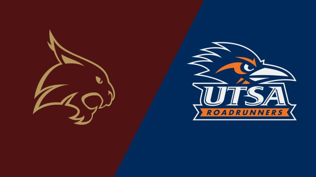 Texas State vs. UTSA (Football)