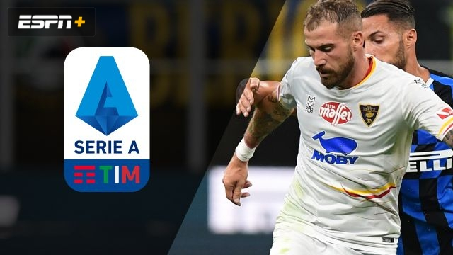 Fri, 9/27 - Serie A Weekly Preview Show: La Mantia on life at Lecce