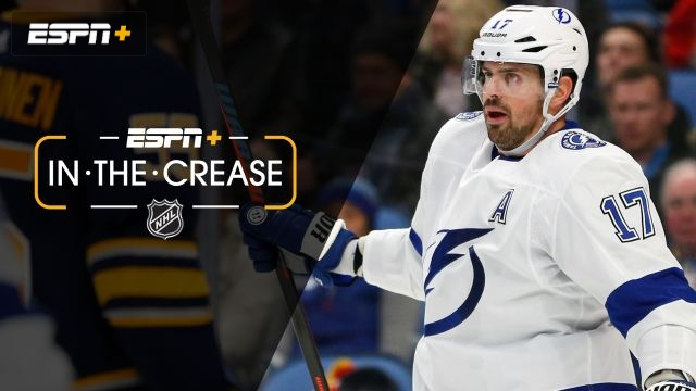 Wed, 1/1 - In the Crease: Lightning look for big road win