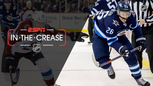 Fri, 11/9 - In the Crease