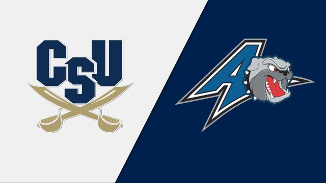 Charleston Southern vs. UNC Asheville (Baseball)