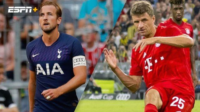 Tottenham Hotspur vs. Bayern Munich (Final) (Audi Cup)
