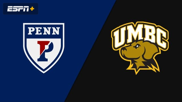 Pennsylvania vs. UMBC (M Soccer)