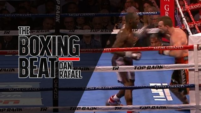 Tue, 6/12 - The Boxing Beat with Dan Rafael